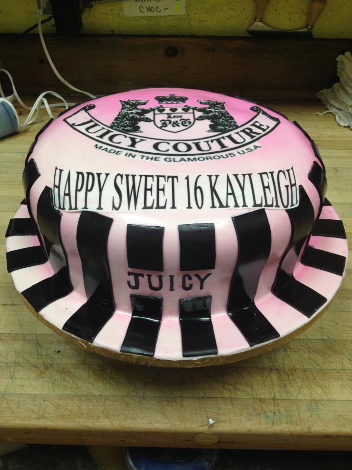 Sweet 16 Cakes & Desserts