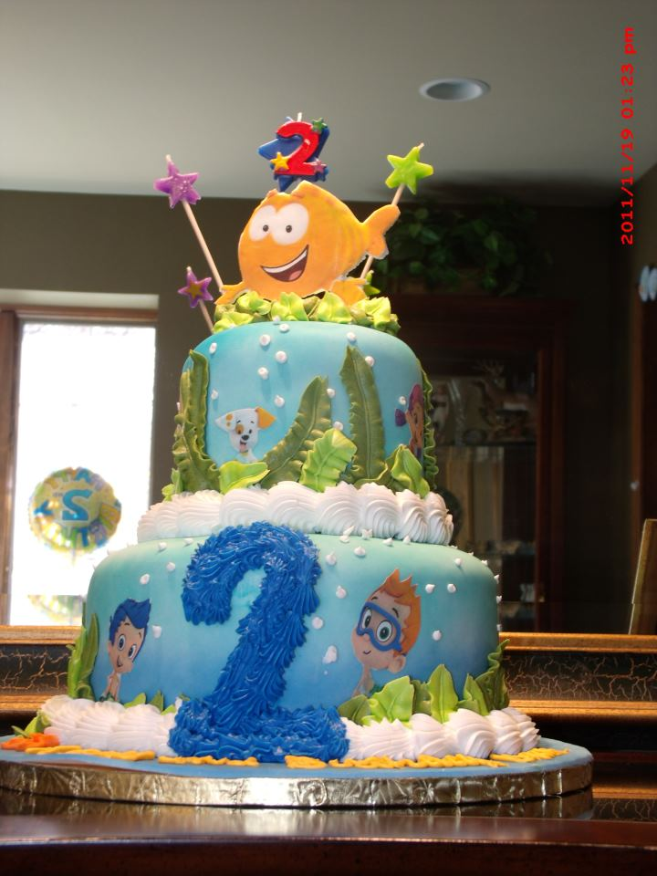 Birthday Cakes & Desserts