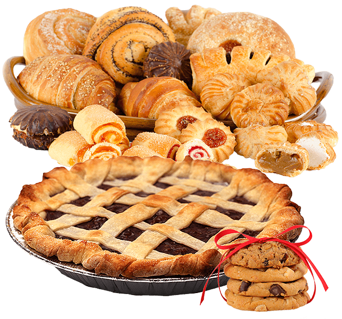 Bakery items png