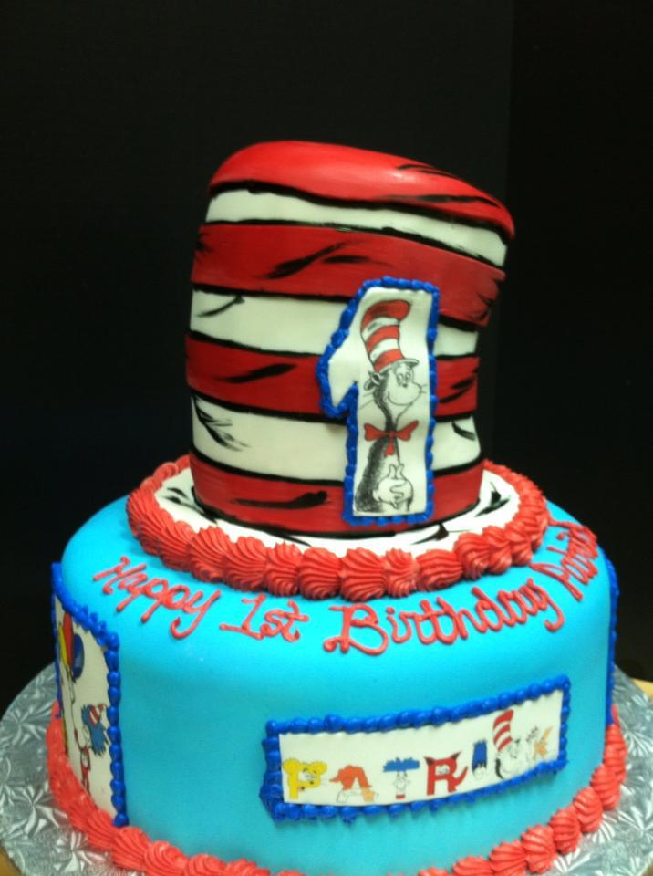 Custom Cakes Burlington