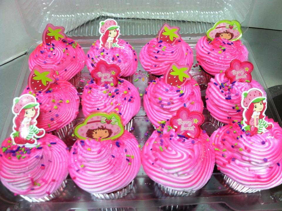 Strawberry Birthday Cake Nj